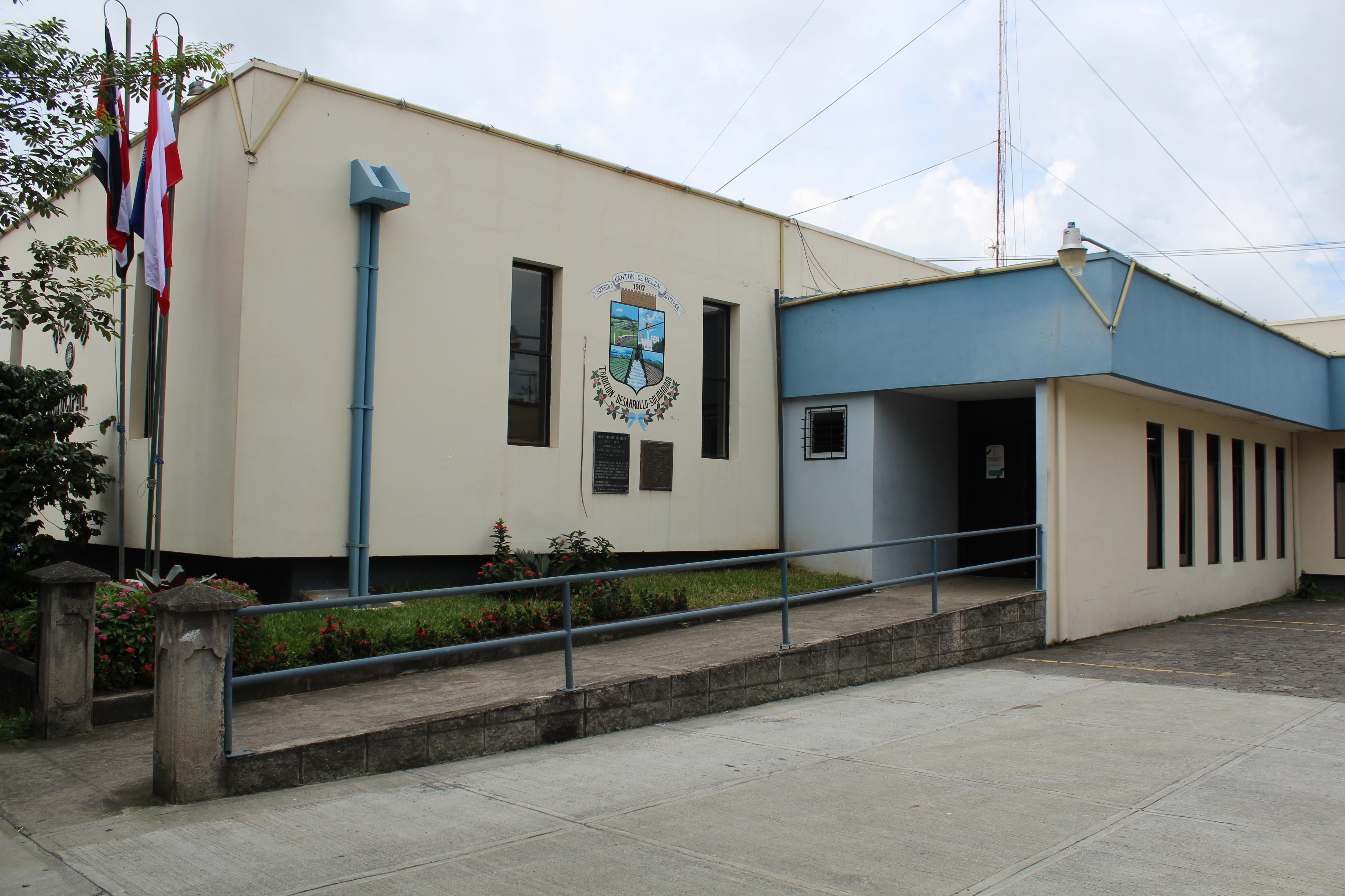 El gobierno local belemita obtuvo una calificación de 35,8 puntos.