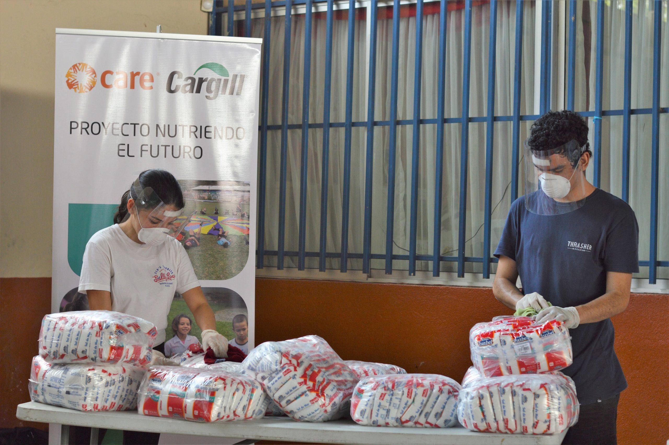 Con este fondo de emergencia proporcionado por Cargill, se entregarán paquetes con suplementos nutricionales, materiales de higiene y salud a 1,730 familias de la región