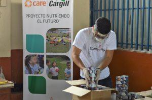Glasswing Internacional participó en la entrega de materiales a familias de San Rafael y el Hospital de Alajuela.