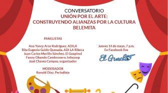 """Este jueves 14 de mayo usted puede disfrutar de una nueva emisión de """"Encuentros Culturales""""."""