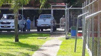 Familias del Barrio El Guapinol aseguran seguir los protocolos del Ministerio de Salud.