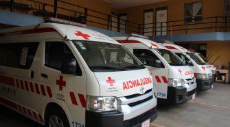 Comité Auxiliar de la Cruz Roja Costarricense y Talleres de sensibilización serían de los más afectados con los recortes presupuestarios