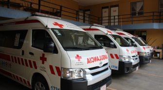 Actualmente, la Cruz Roja enfrenta momentos difíciles y necesita el apoyo de los vecinos.