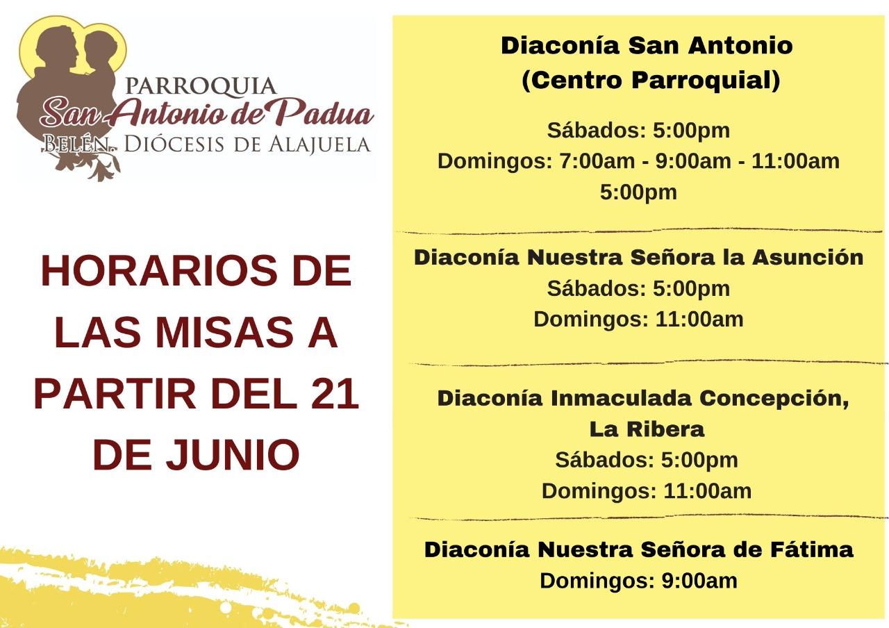 Estos son los horarios de las eucaristías en Belén y el proceso para reservar un espacio.