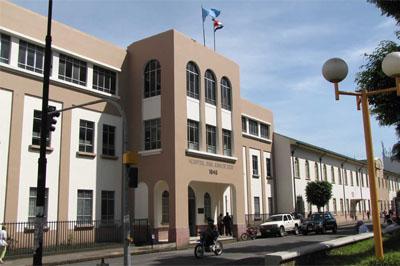 Hospital San Juan de Dios. Imagen de archivo.