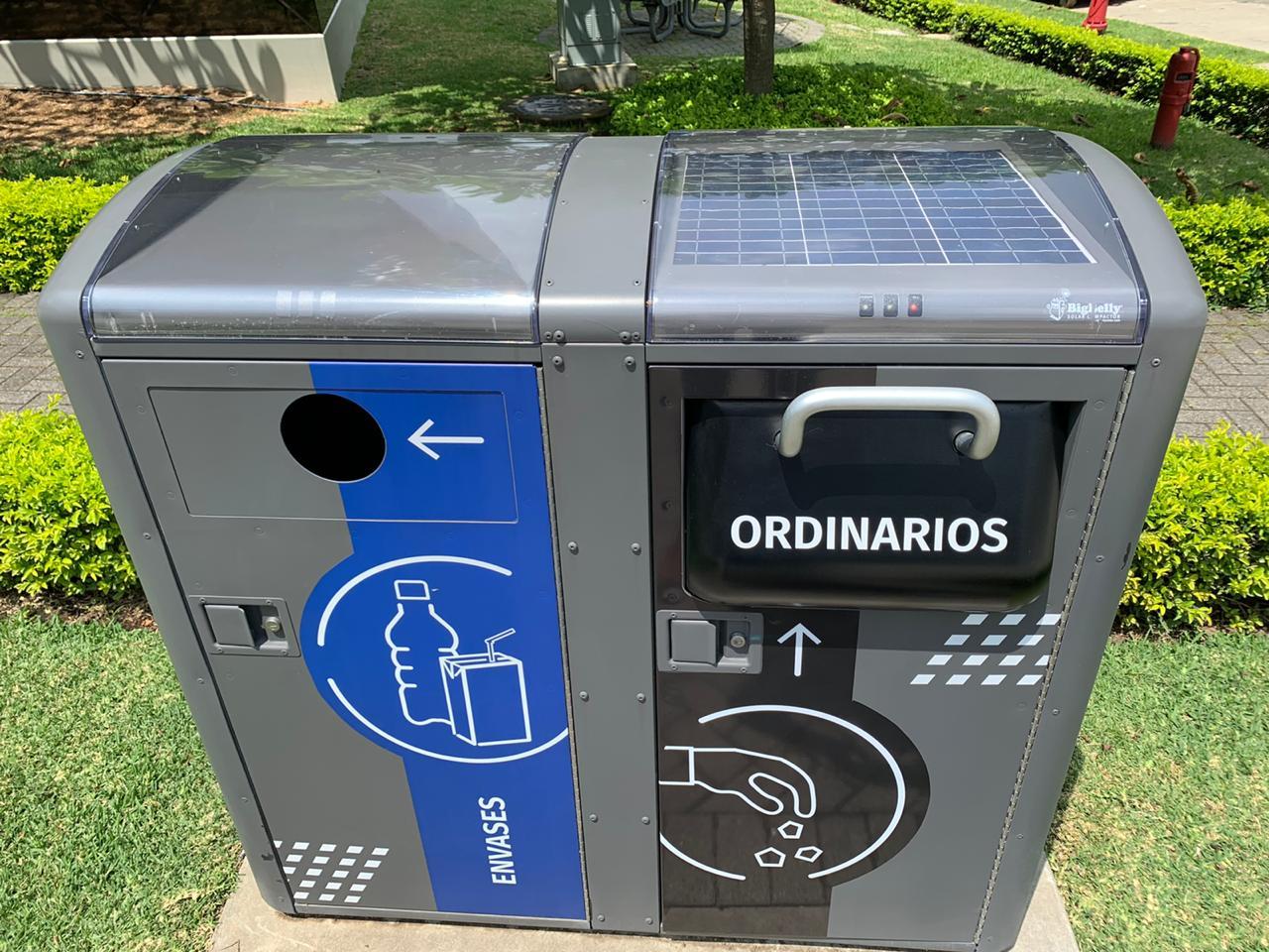 La empresa también tiene otros mecanismo para aprovechar la energía.