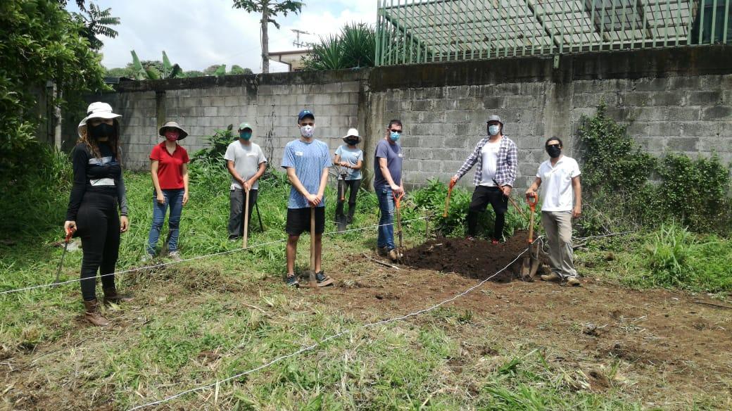 La iniciativa de las huertas comunales ha contado con una excelente participación de los belemitas.