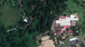 La polémica bodega que había sido remodelada sin permiso de construcción en 2008, se encuentra en La Finca Los Sánchez, en el distrito de La Ribera.