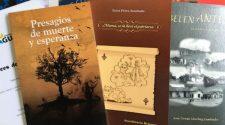 Estos son algunos de los libros publicados por autores belemitas que recordamos hoy para celebrar el Día del Libro.