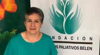 """María Elvira Morera Rodríguez se considera a sí misma como una persona que le gusta más """"hacer"""", que """"decir"""" y de esa forma servir a la comunidad."""