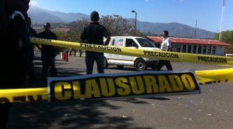 La Expomóvil fue suspendida, luego que la Municipalidad retirara la licencia municipal. Foto de CRHoy.