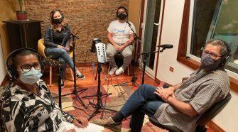Cruz Sáenz Alvarado y Manuel Zumbado Arrieta fueron los invitados de la segunda emisión del podcast Voces Activas.