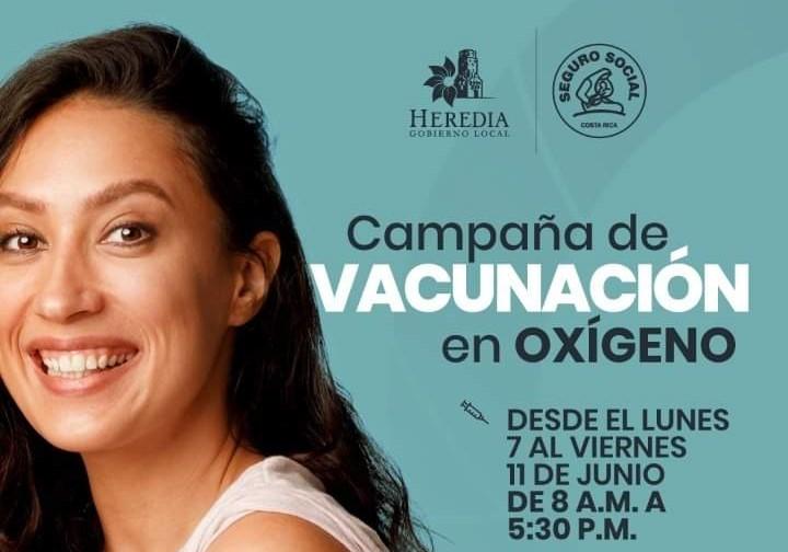 Si usted tienen entre 30 y 40 años de edad con factores de riesgo puede vacunarse desde este 7 de junio