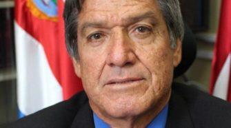 José Luis Venegas fue regidor del Concejo Municipal.