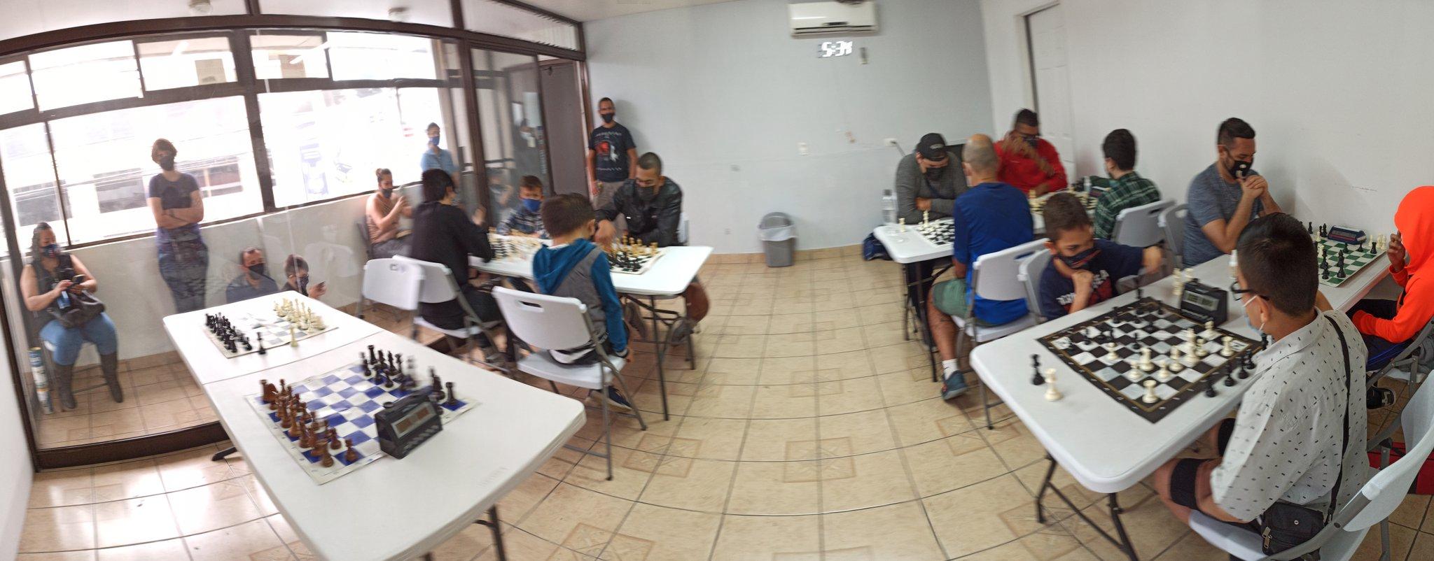 En Belén, el deporte del ajedrez sigue ganando más seguidores.