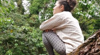 Carolina Zumbado es una de las actrices y promotoras culturales más destacadas del cantón.