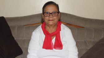 Damaris a menudo visita el Ebais de San Antonio, para identificar posibles mejoras
