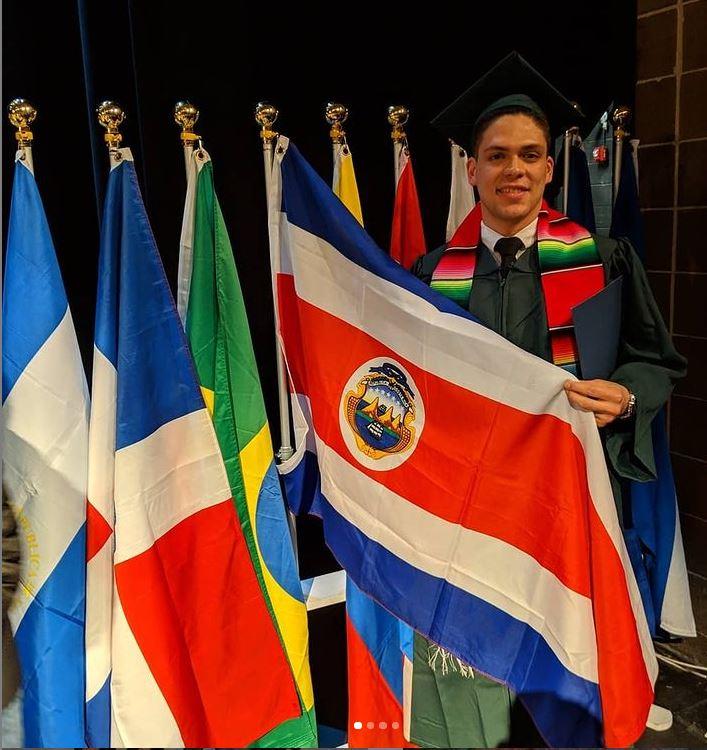 Arnoldo Herrera compitió en los Juegos Olímpicos de Tokio 2020